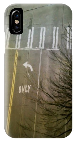 Crossing, From The Ninth IPhone Case