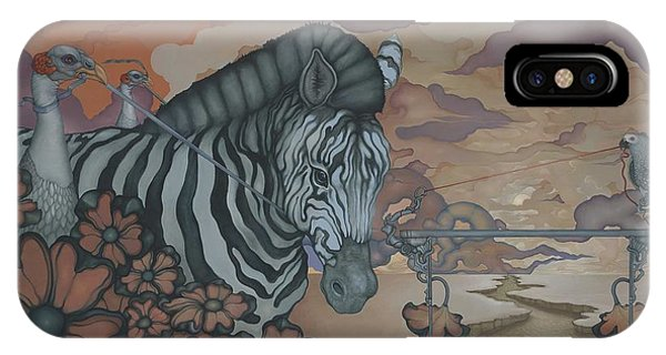 Crossing The Mara IPhone Case