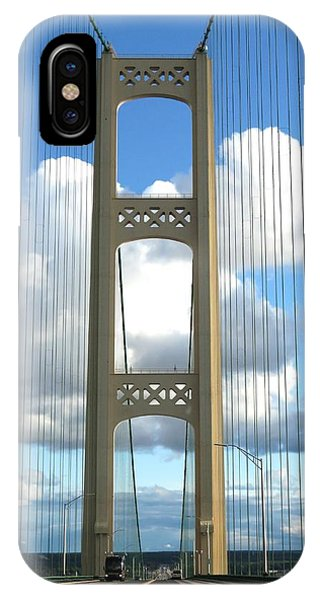 Crossing The Mighty Mac IPhone Case