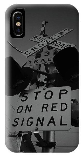 Crossroads IPhone Case