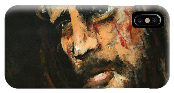 Crucified Jesus IPhone Case