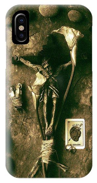 Crucifix, The Loss IPhone Case