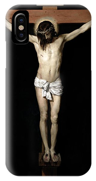 Crucifixion IPhone Case