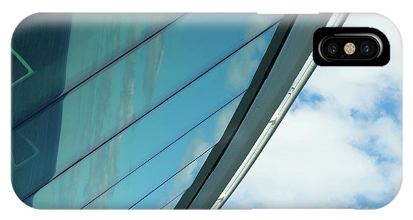 Cruise Ship Abstract Serenade Windows 1 IPhone Case