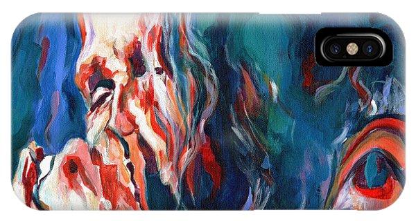 Love Is Sweet Misery. Steven Tyler  IPhone Case
