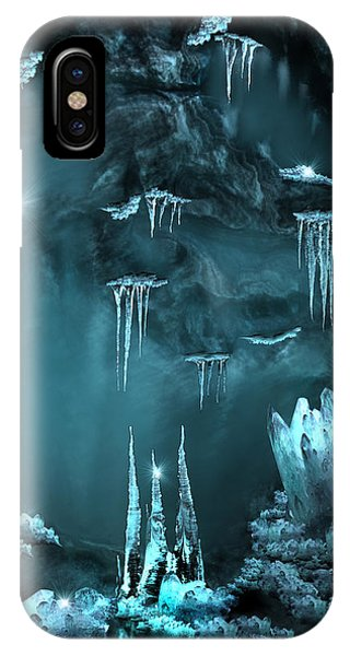 Crystal Cave Mystery IPhone Case