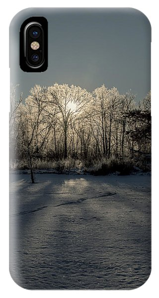 Crystal Glow IPhone Case