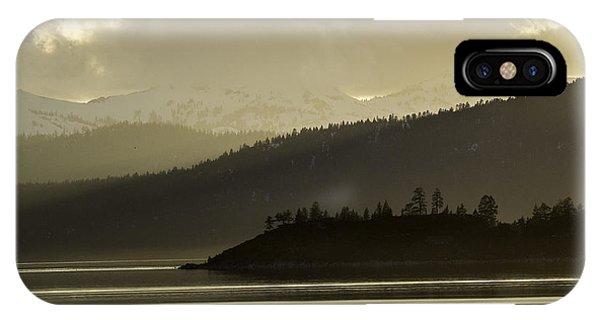 Crystal Kayak IPhone Case