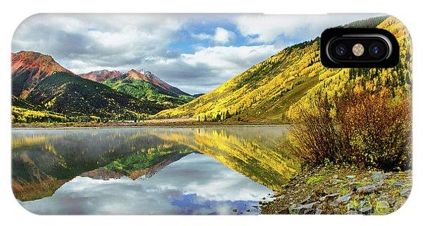 Crystal Lake IPhone Case