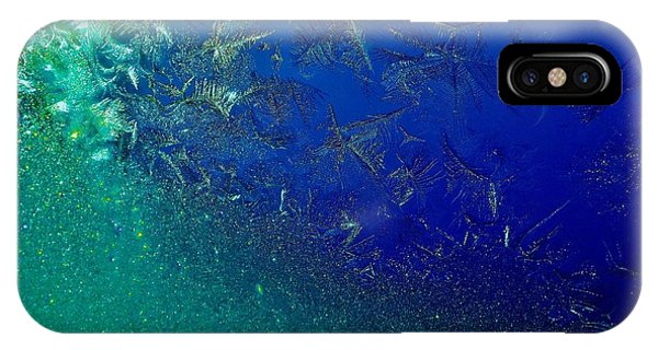 Crystal Sea IPhone Case