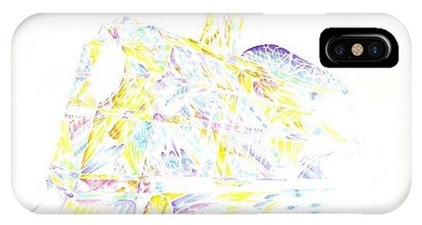 iPhone Case - Crystal Train by Jacki Randall