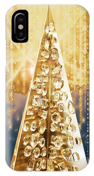 Crystal Tree IPhone Case