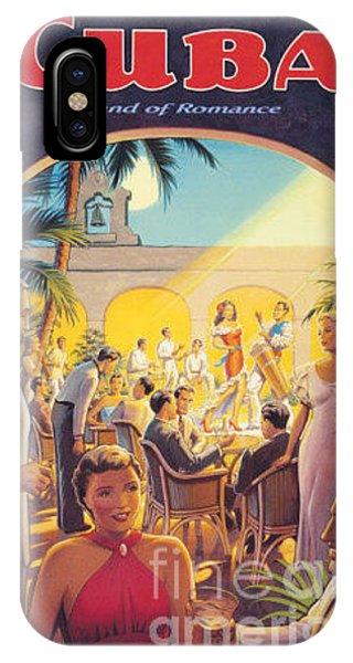 Cuba-land Of Romance IPhone Case