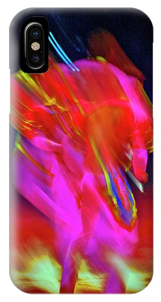 iPhone Case - Cuban Jugglers by Ron Morecraft