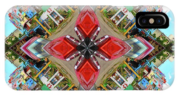 Cuban Kaleidoscope IPhone Case