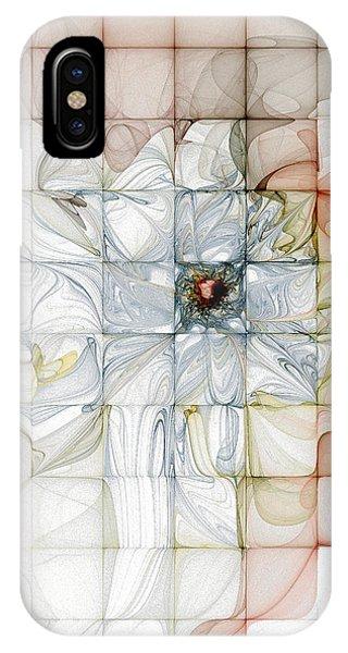 Cubed Pastels IPhone Case