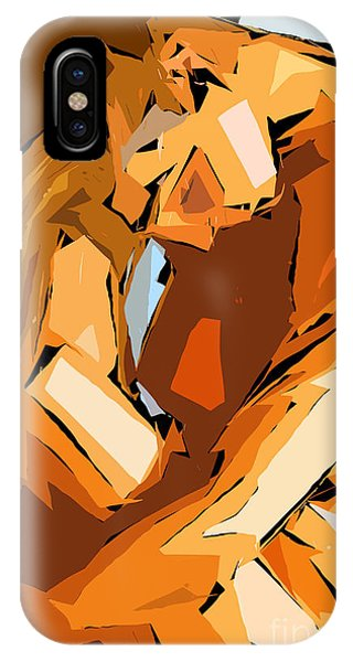 Cubism Series Ix IPhone Case