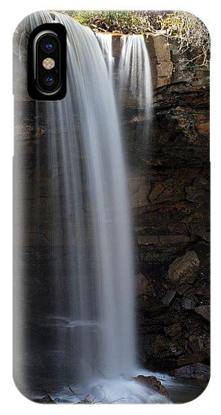 Cucumber Falls 3 IPhone Case
