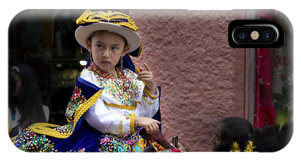 Cuenca Kids 627 IPhone Case