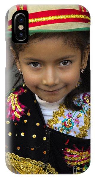 Cuenca Kids 694 IPhone Case