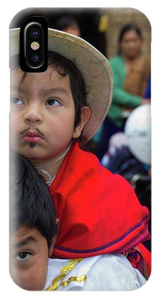 Cuenca Kids 758 IPhone Case