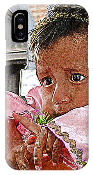 Cuenca Kids 881 IPhone Case