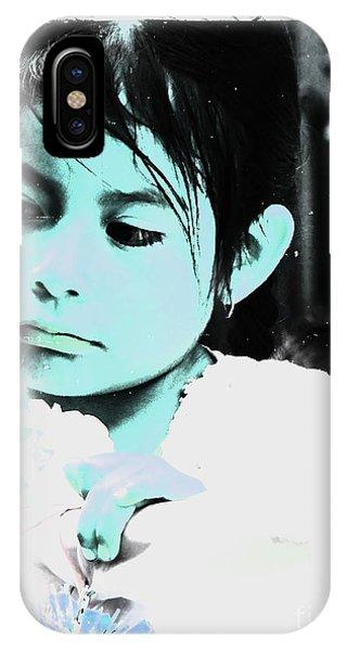 Cuenca Kids 886 IPhone Case