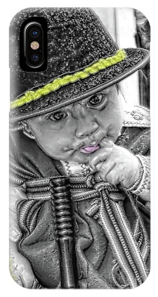 Cuenca Kids 888 IPhone Case