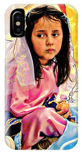 Cuenca Kids 923 IPhone Case