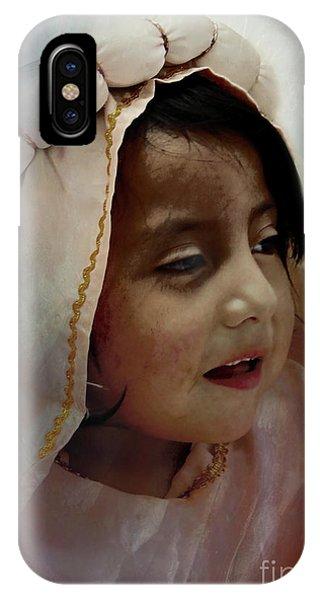 Cuenca Kids 973 IPhone Case