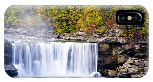 Cumberland Falls IPhone Case