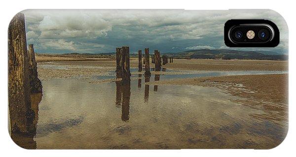 Cunnigar Beach 2 IPhone Case