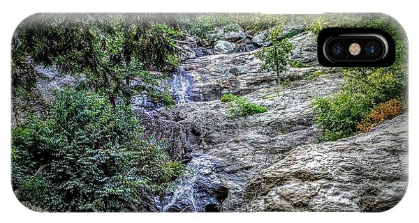 Catoctin Mountain Park iPhone Case - Cunningham Falls by Paul Kercher