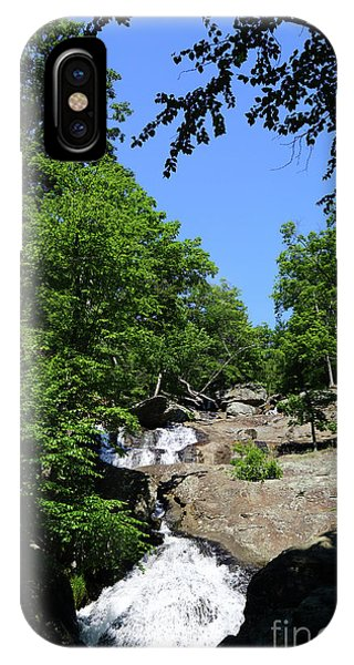 Catoctin Mountain Park iPhone Case - Cunningham Falls State Park Maryland by James Brunker