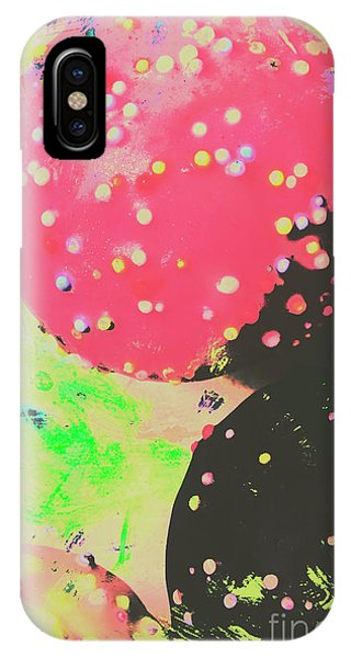 Icing iPhone Case - Cup Cake Birthday Splash by Jorgo Photography - Wall Art Gallery