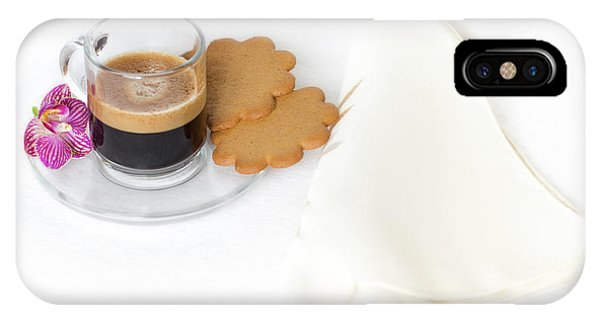 Cup Of Espresso IPhone Case