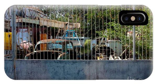 Curacao Graveyard  Phone Case by Steven Digman
