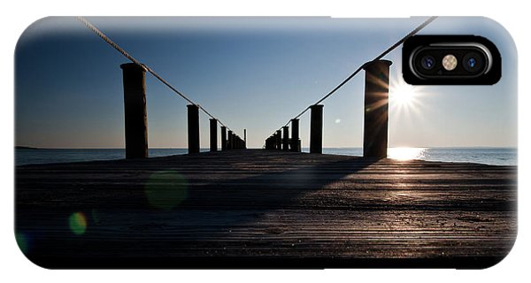 Currituck Sunset IPhone Case