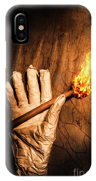 Ceremony iPhone Case - Curse Of The Tomb Robber by Jorgo Photography - Wall Art Gallery