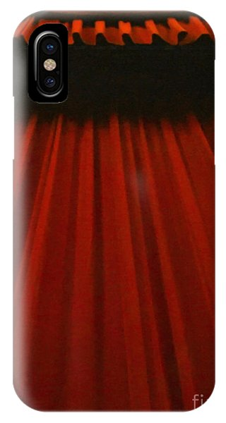 iPhone Case - Curtain Call by Margie Hurwich