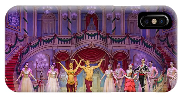 iPhone Case - Curtain Call by Ron Morecraft