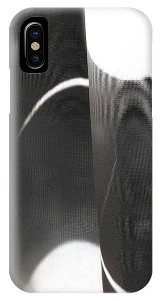 Curve Over Curve - IPhone Case