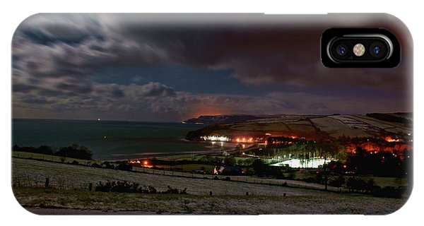 Cushendun By Night IPhone Case