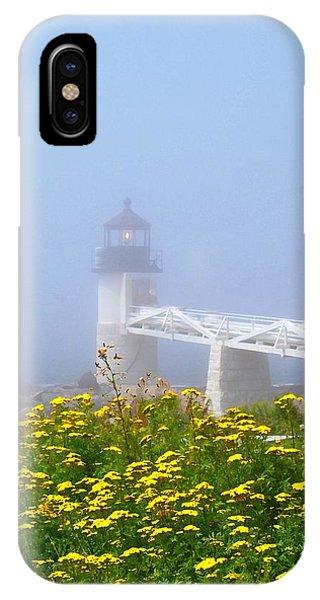 Cushing Lighthouse IPhone Case