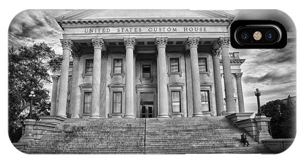 Custom House Phone Case by Paul Shappirio