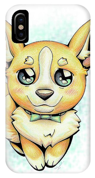 Cutie Corgi IPhone Case