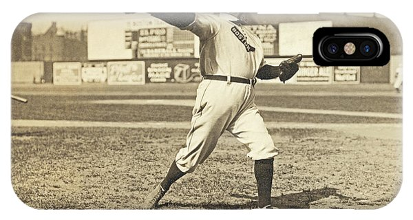 Cy Young July 23rd 1908 IPhone Case