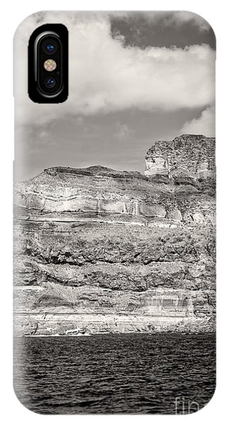Greece iPhone Case - Cyclades Scenic by HD Connelly