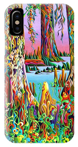 Cypress Spirit Rising IPhone Case
