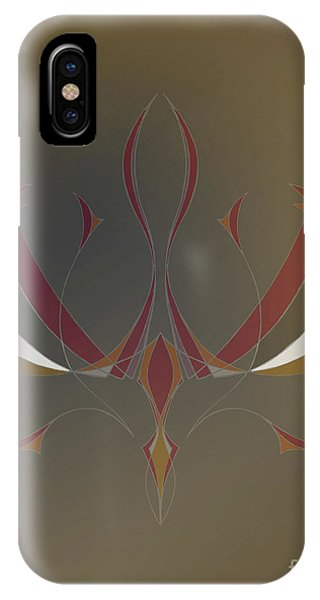 Da Vinci Spider IPhone Case